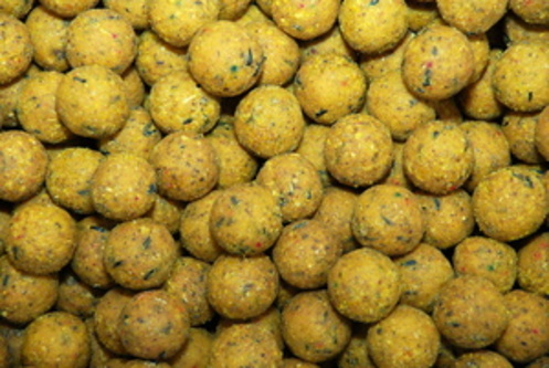 LK Baits Euro Economic Boilie G-8 Pineapple 5kg, 20mm
