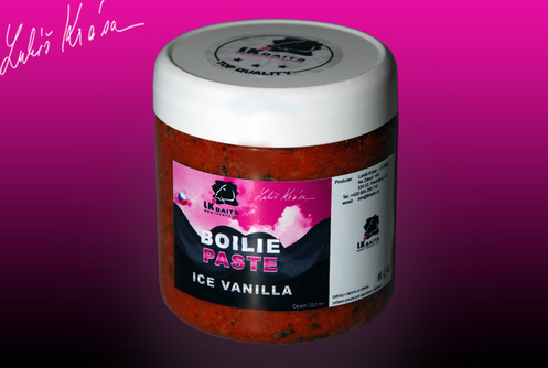 Boilie Paste 250g Ice Vanilla