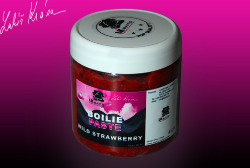Boilie Paste 250g Wild Strawberry