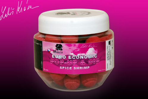 Pop-up  Euro Economic Spice Shrimp + dip