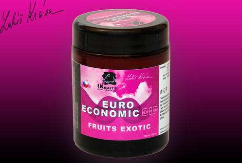 Euro Economic Dip Fruits Exotic 100ml