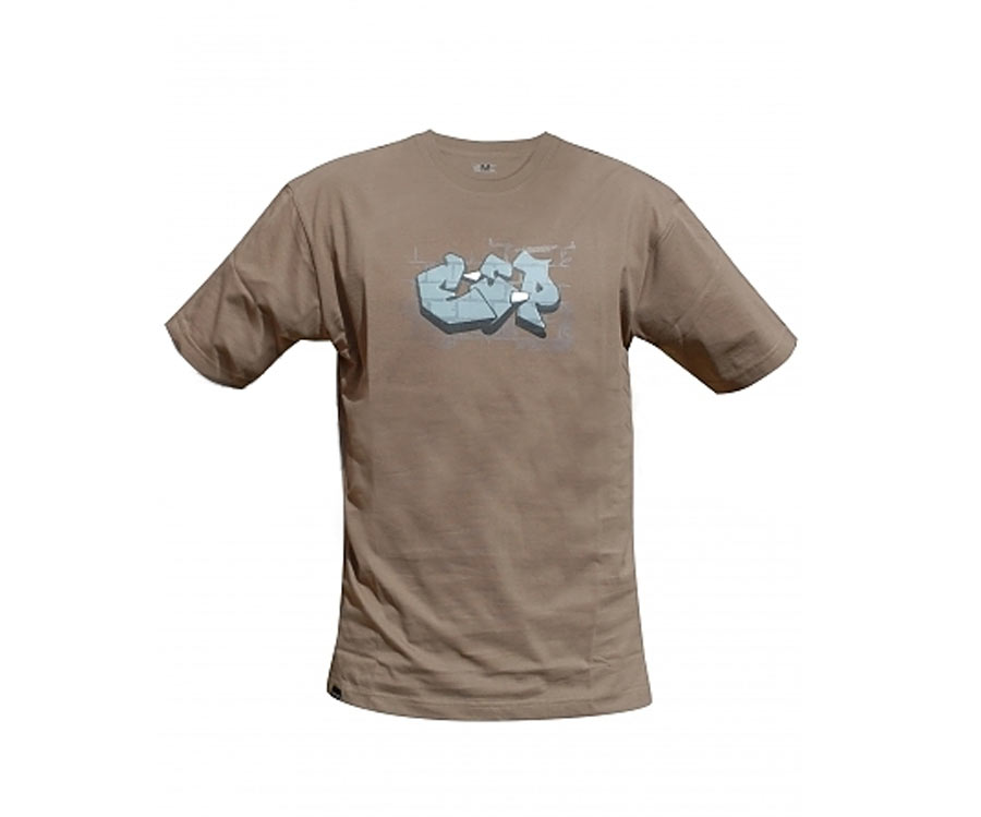 ESP Triko Urban T-Shirts Brown M