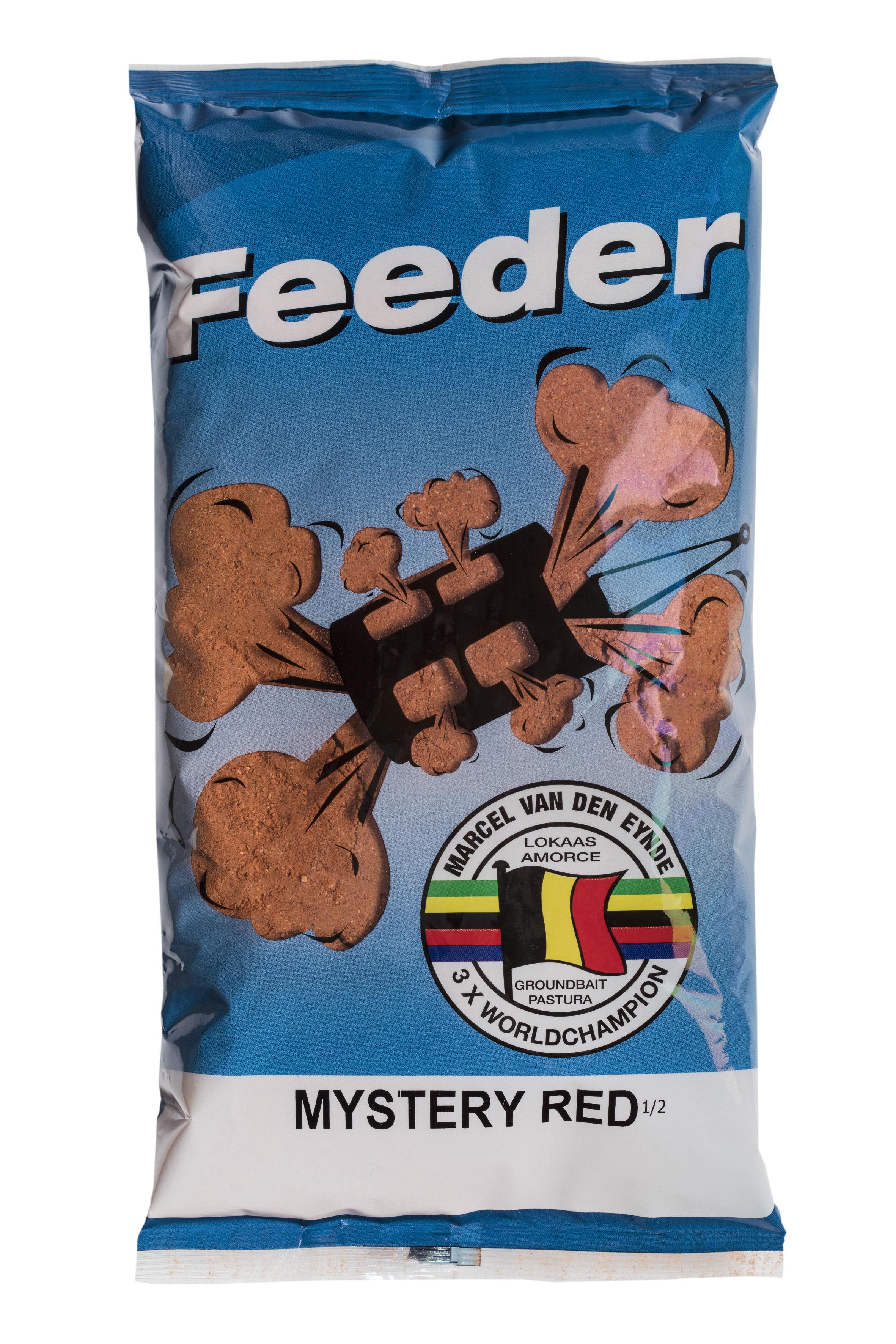 MVDE Feeder Mystery Red (1kg)