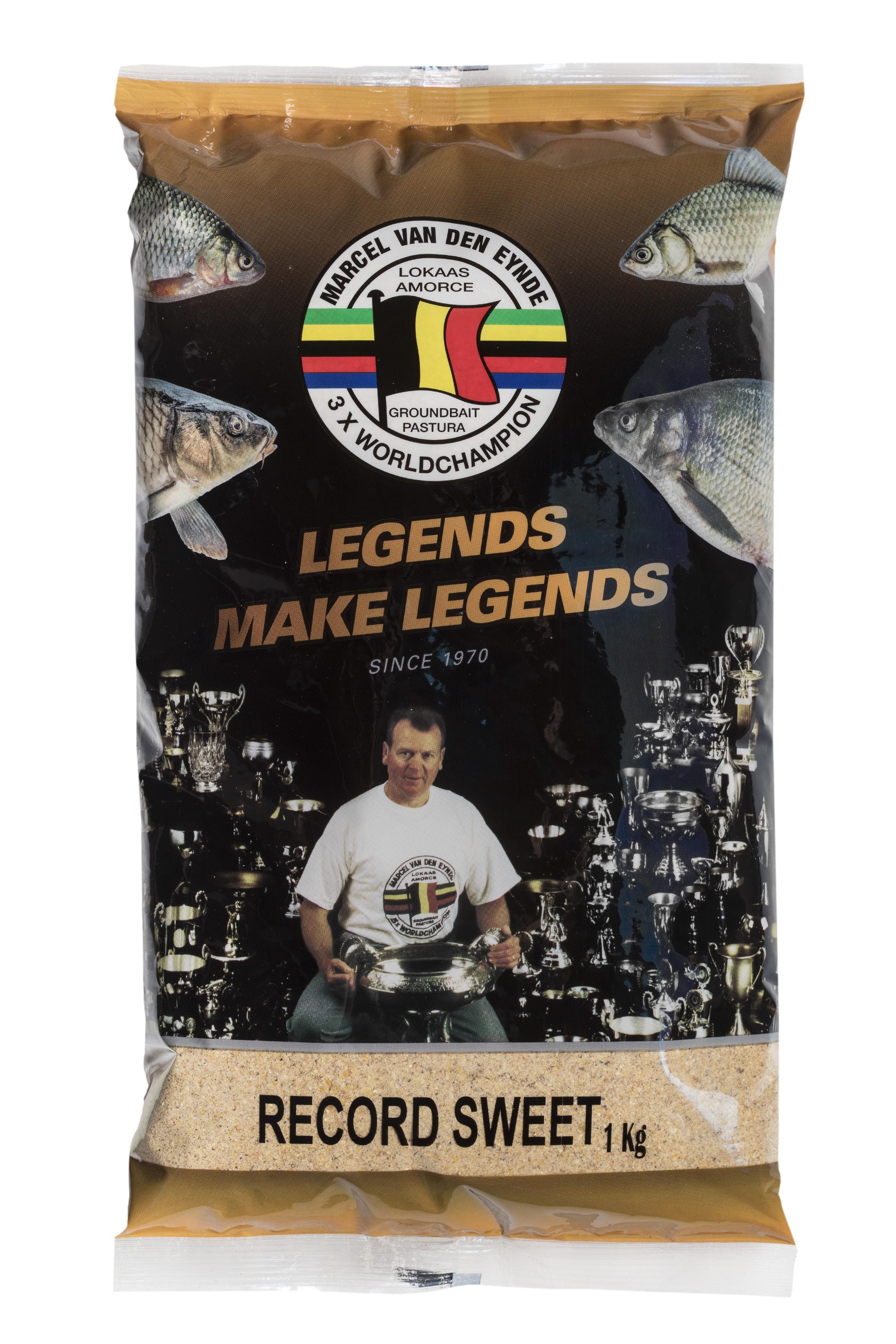 MVDE Krmná zmes Record Sweet (1kg)