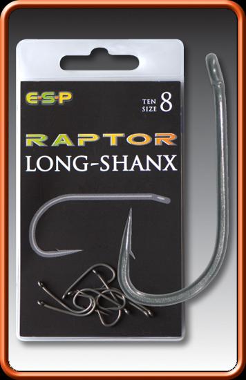ESP Háčiky s protihrotom - LONG-SHANX (10ks)