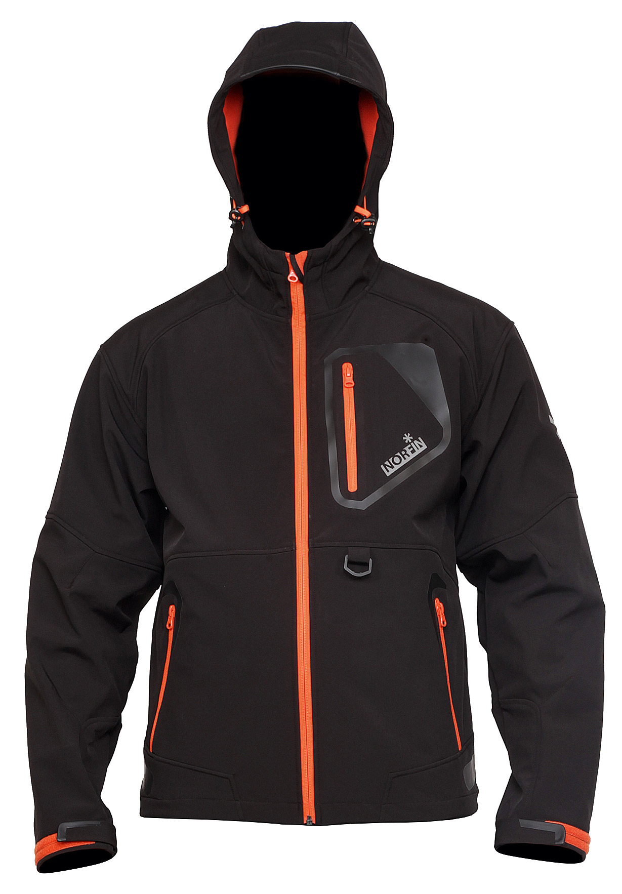 Bunda SOFT SHELL NORFIN DYNAMIC XXXL
