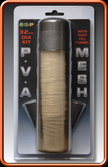 ESP PVA Tuba - Mesh 32mm kit