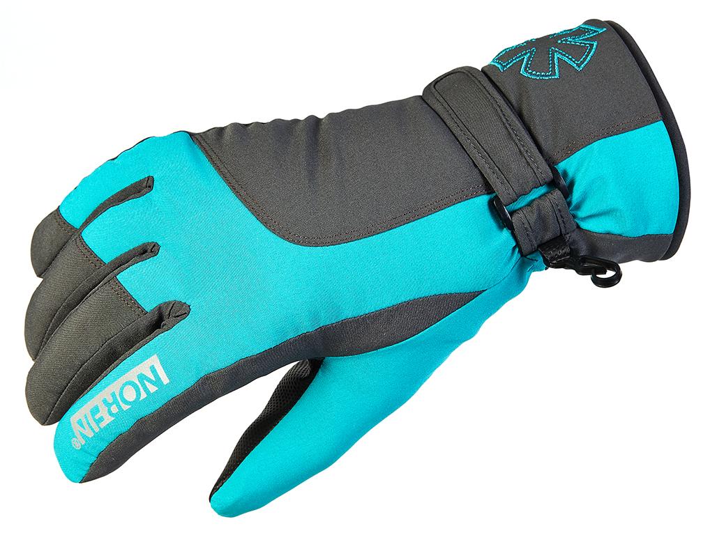 Norfin Dámské rukavice Women Windstopper Deep Blue vel. L