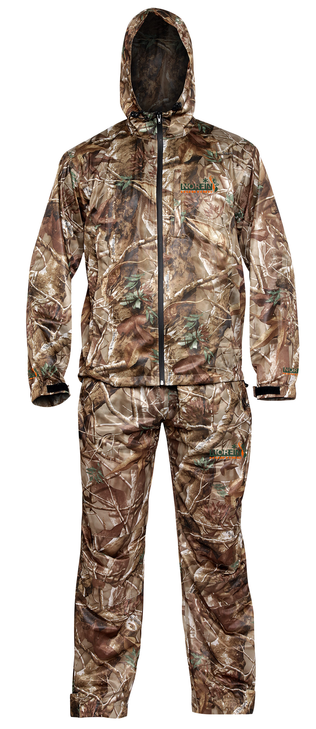 Norfin komplet Hunting Compact Passion vel. XXL