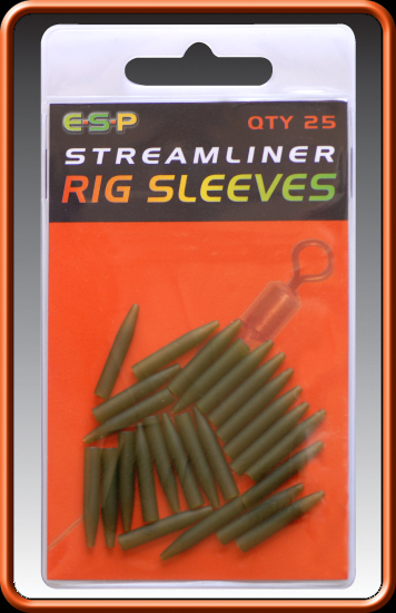 ESP Prevleky - Streamliner Rig Sleeves - 25ks
