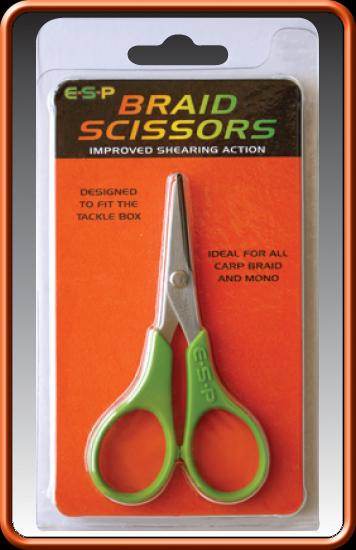 ESP Nůžky Braid scissors