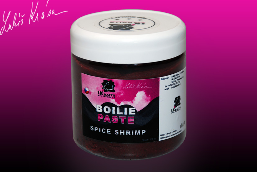 Boilie Paste 250g Spice Shrimp