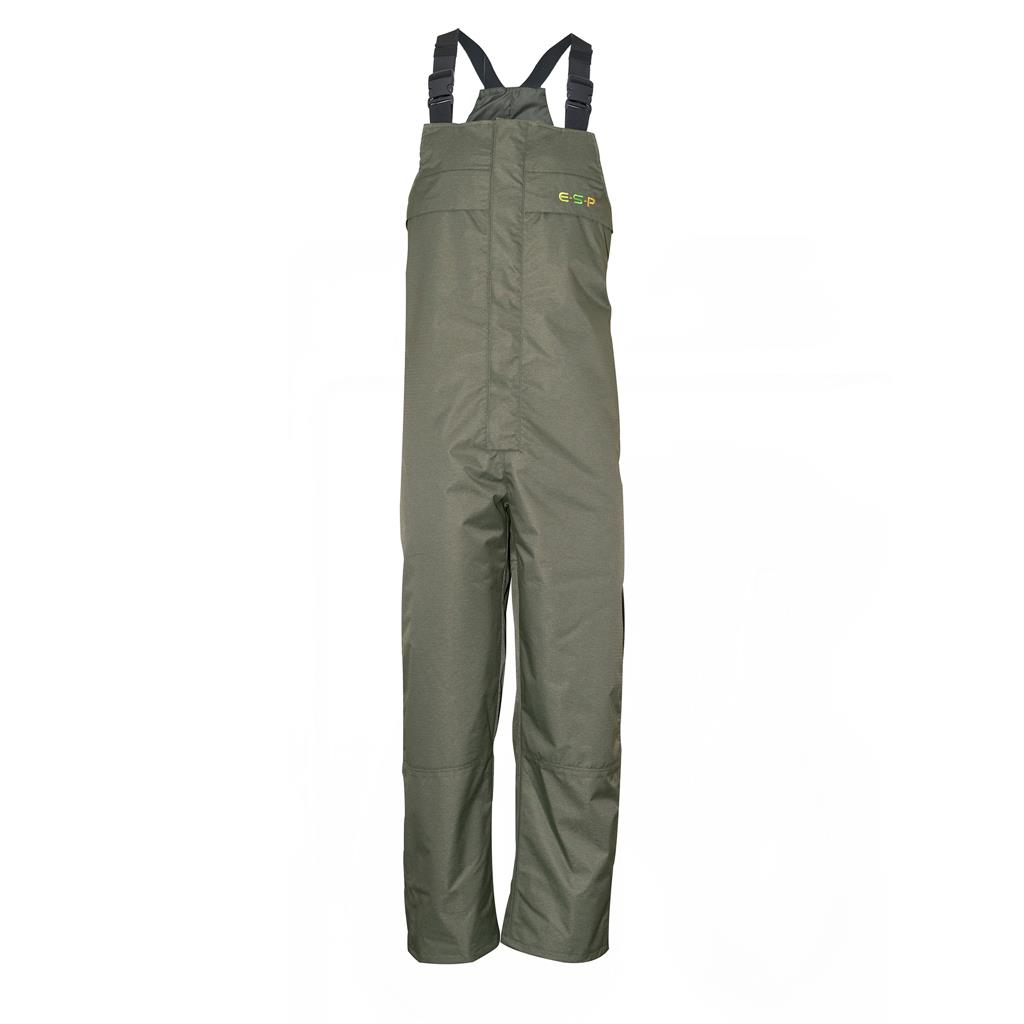 ESP voděodolné kalhoty 25K Quilted Waterproof Salopettes 2021 Olive 2XL