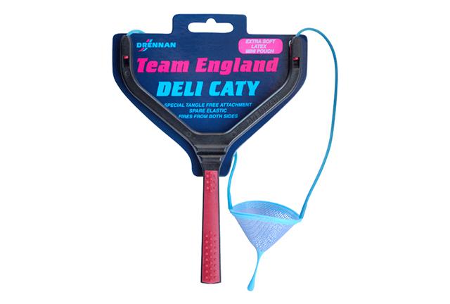 Prak DRENNAN Team England Deli Caty Extra Soft Micro Pouch