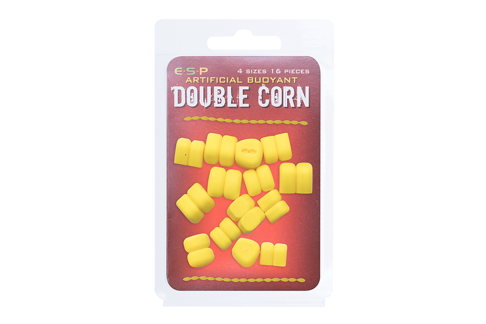 ESP Dvojitá kukurica - Double corn Yellow - 16ks