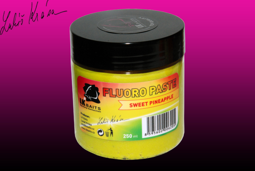 Boilie Paste Fluoro Sweet Pineapple