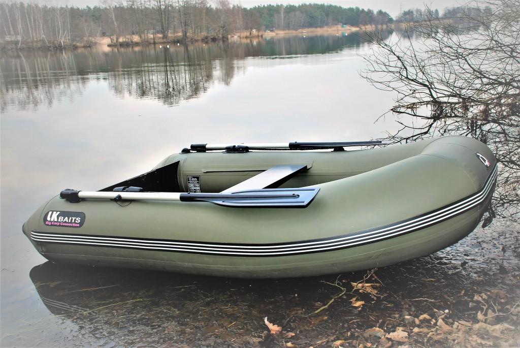 LK Baits Nafukovací člun LU Khaki 290
