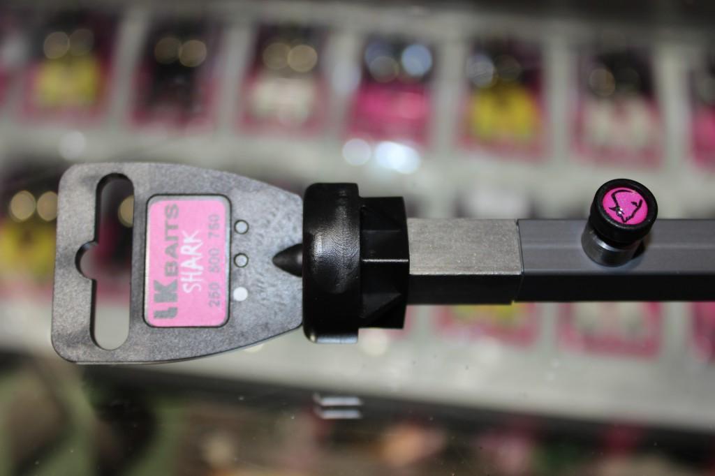 LK Baits vidlička Bank Stick Hard 250