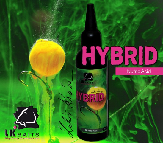 LK BAITS Hybrid Activ Nutric Acid (100ml)