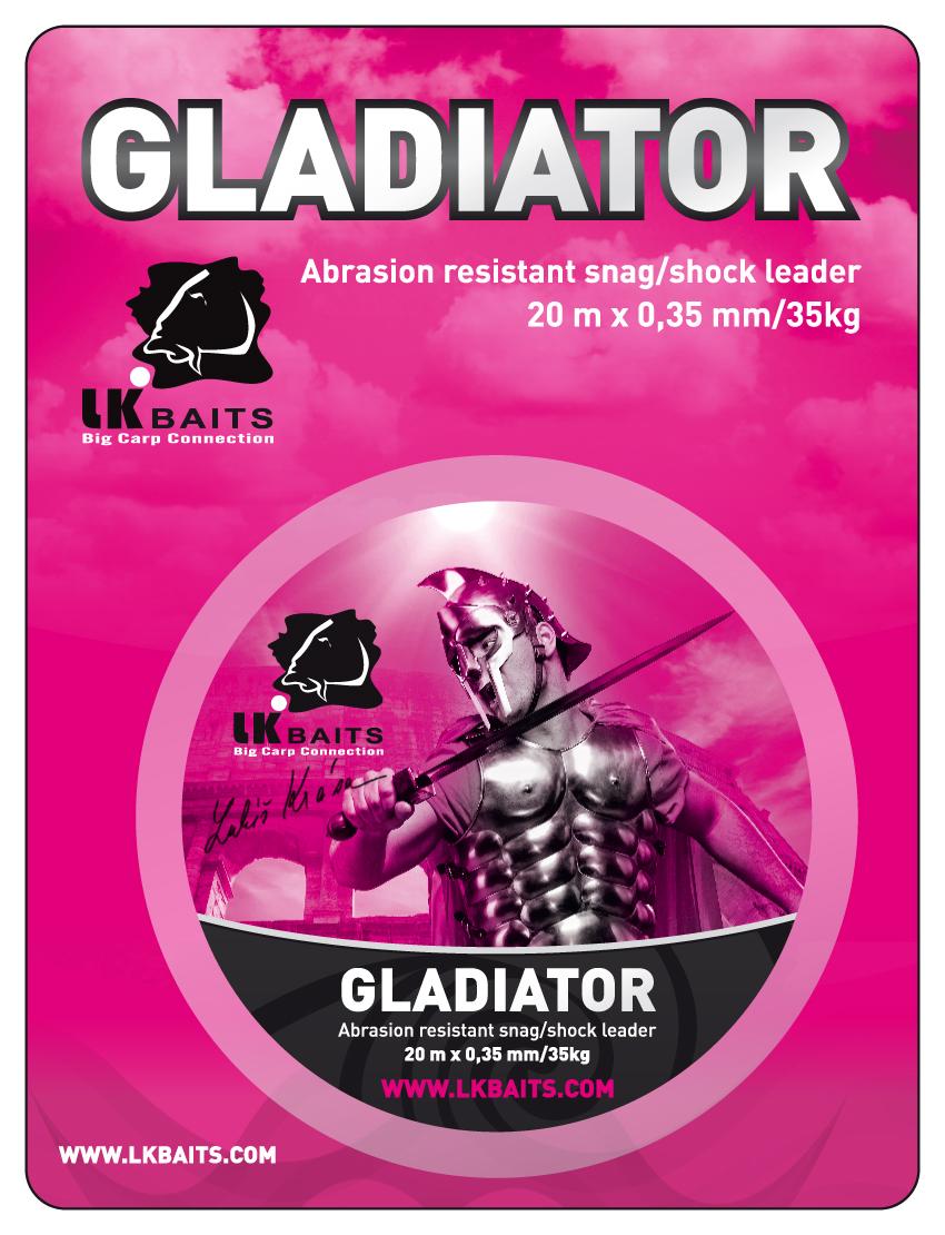 LK Baits Gladiator 35 kg/20 m