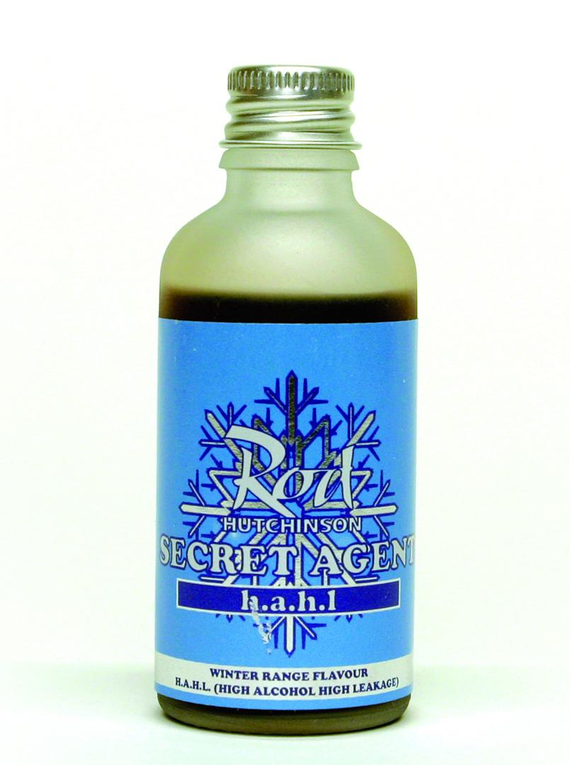 RH Bottle of H.A.H.L.  Secret Agent 50ml