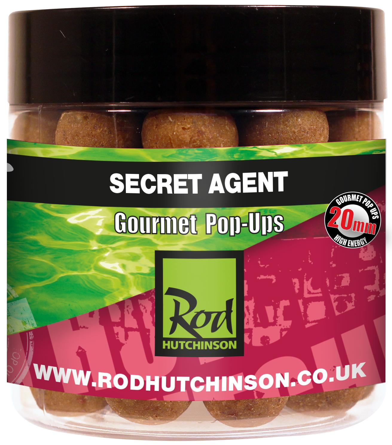RH Pop Ups  Secret Agent with Liver Liquid 20mm