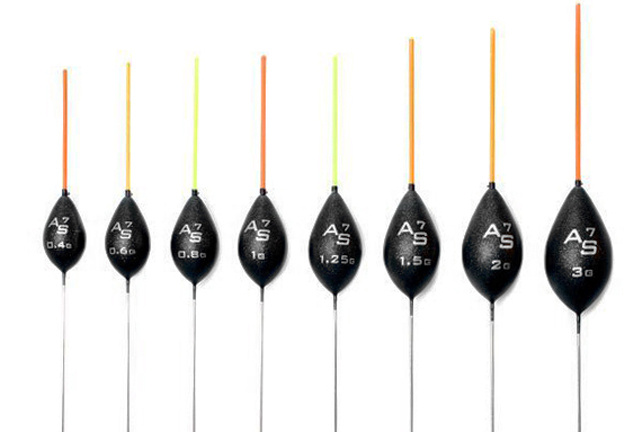 DRENNAN Plavák - AS7 Pole Float - 0,8g