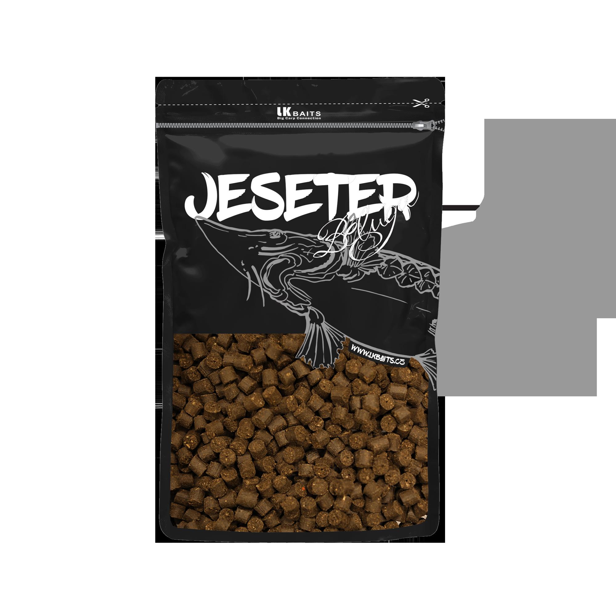 LK Baits Jeseter Special Pellets Beluga Halibut 12mm 1kg