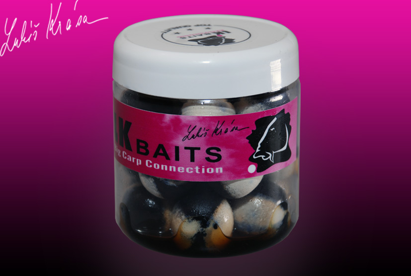 BALANC Boilie 250ml 20mm BLACK PR./CARP SECRET