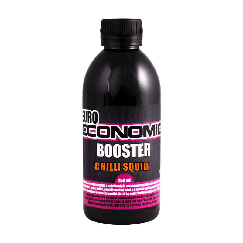 LK BAITS Booster 250ml - Chili Squid