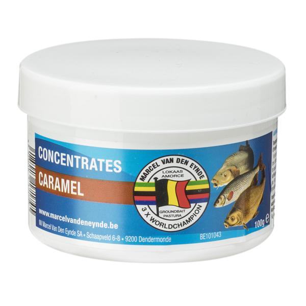 MVDE Concentraten Caramel 100g
