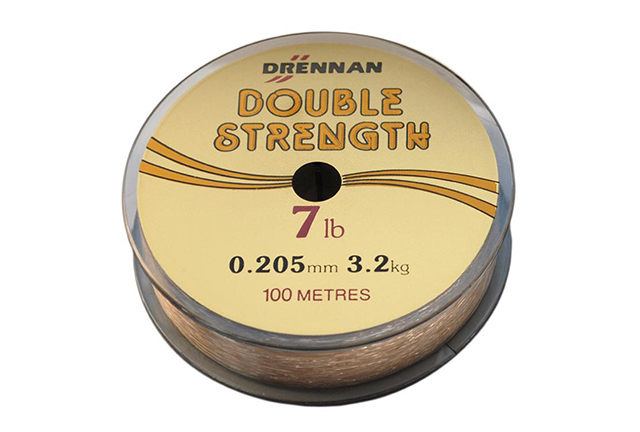 Drennan  Vlasec Double Strength 50m, 0,117mm - 1,1kg