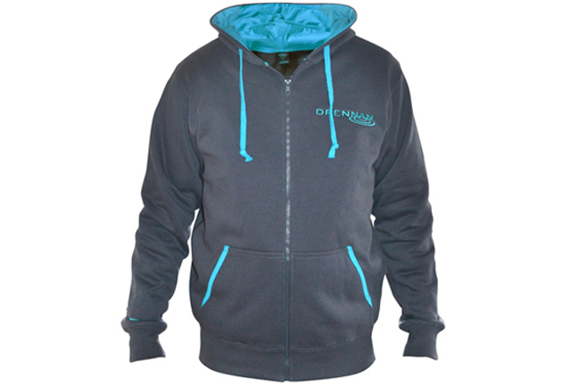 DRENNAN Mikina Full Zipped Hoody vel. XL