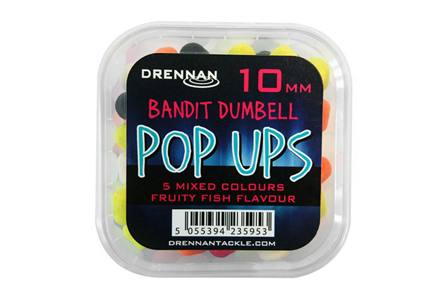 Drennan Bandit Dumbells Pop Ups 10mm