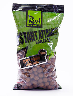 RH Boilies Instant Attractor Spicy Squid & Black Pepper 14mm 1kg