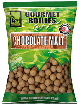RH Boilies Chocolate Malt with Regular Sense Appeal 15mm 1kg