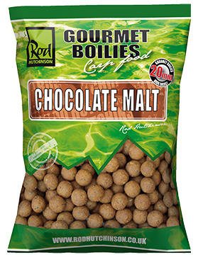 RH Boilies Chocolate Malt with Regular Sense Appeal 20mm 1kg