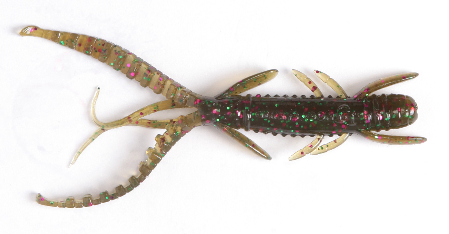 "LUCKY JOHN HOGY SHRIMP 2,2"" 1ks - All Stars Flakes"