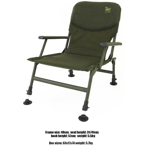 RH Křeslo Guest Chair
