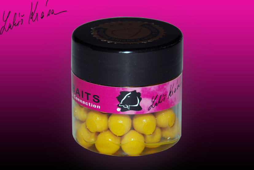 MINI Boilies DIPPED 12mm 150ml ICE VANILLA