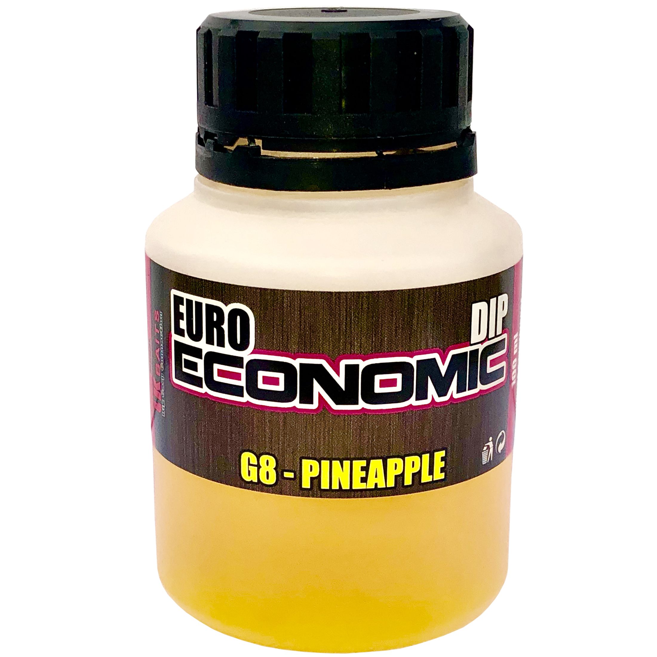 LK BAITS Euro Economic Dip - Sweet Pineapple (100ml)
