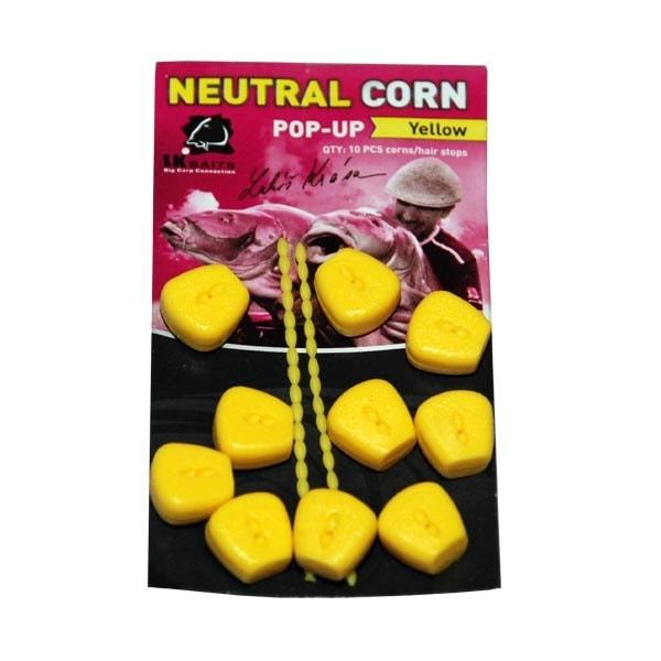 LK Baits umělá kukuřice Neutral Corn - Yellow