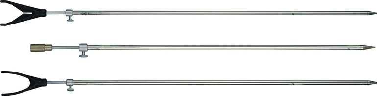 Mivardi vidlička ocelová 60-100cm  závit