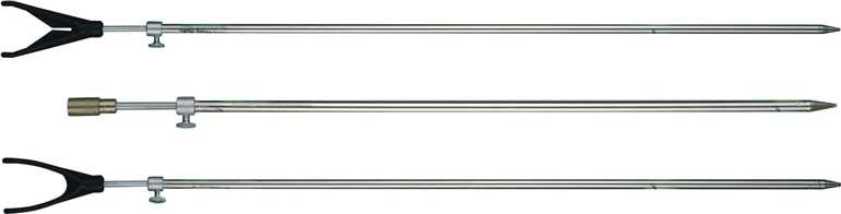 Mivardi Vidlička ocelová 50-90cm závit