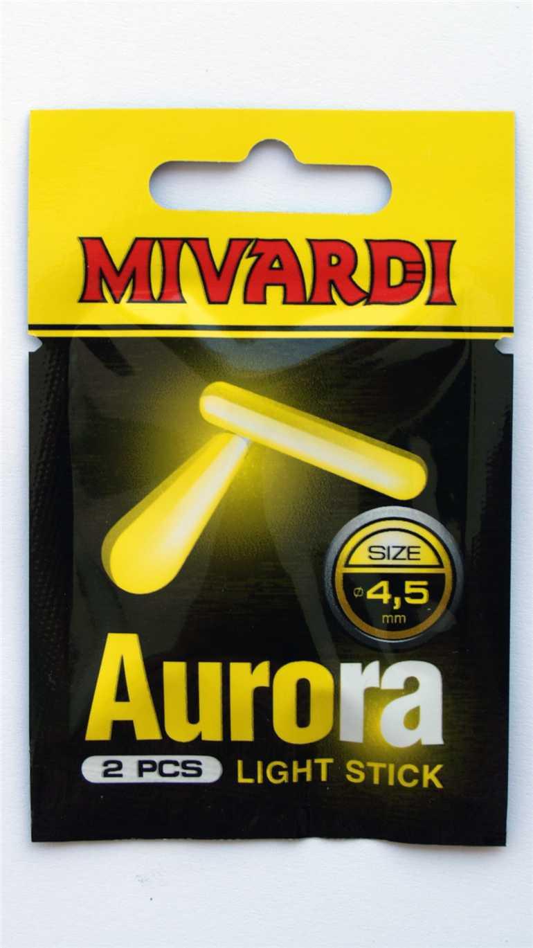 Mivardi chemická světýlka Aurora 4,5 mm