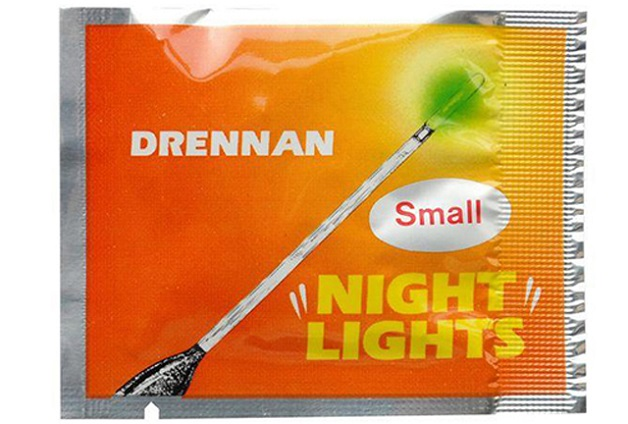 DRENNAN Svetelné tyčinky - Night lights yellow - 2x mini