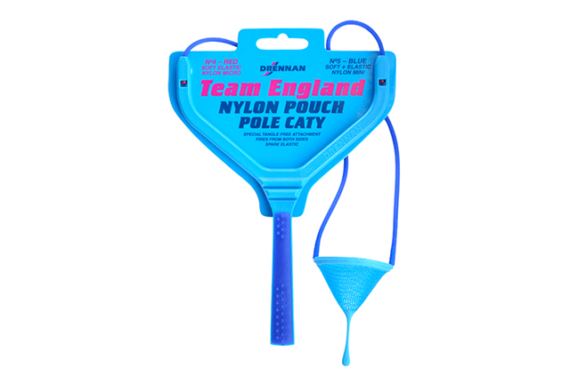 Prak DRENNAN Team England Pole Caty Blue Soft Mini Pouch