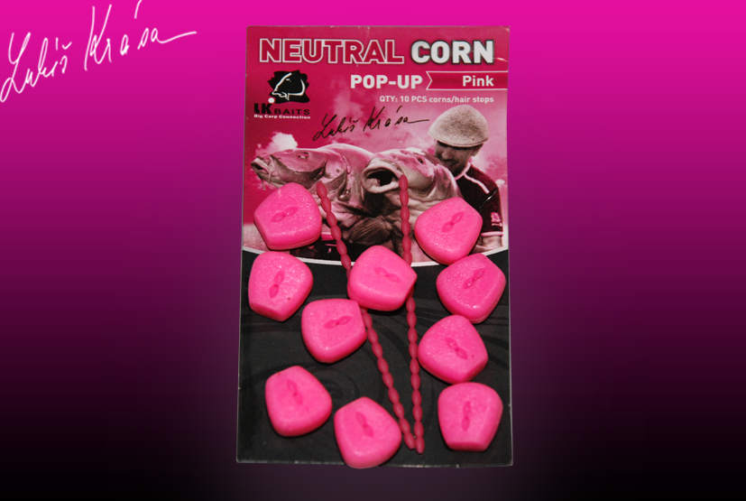 LK Baits Neutral Corn - Pink