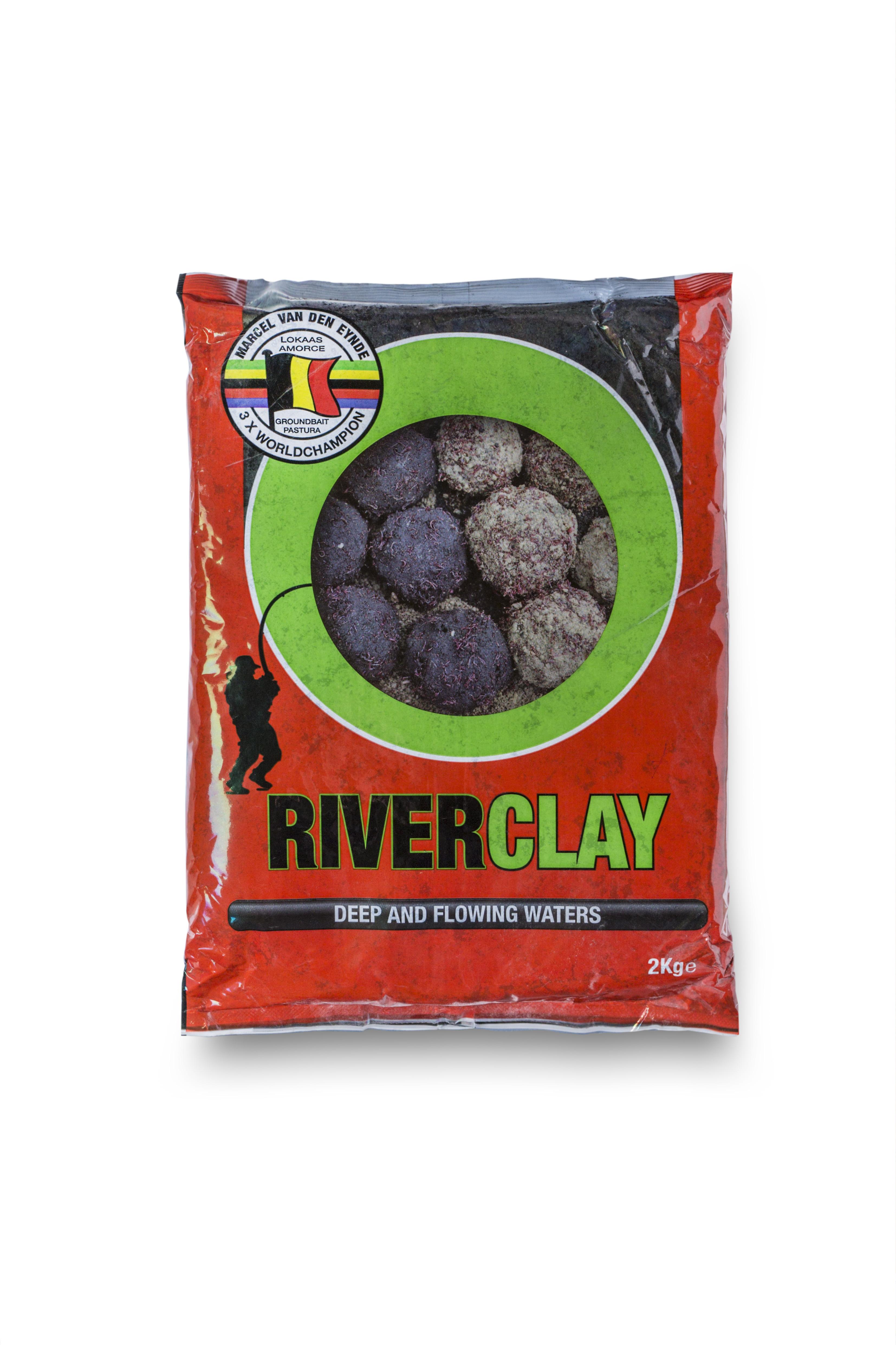 MVDE River Clay Black 2kg