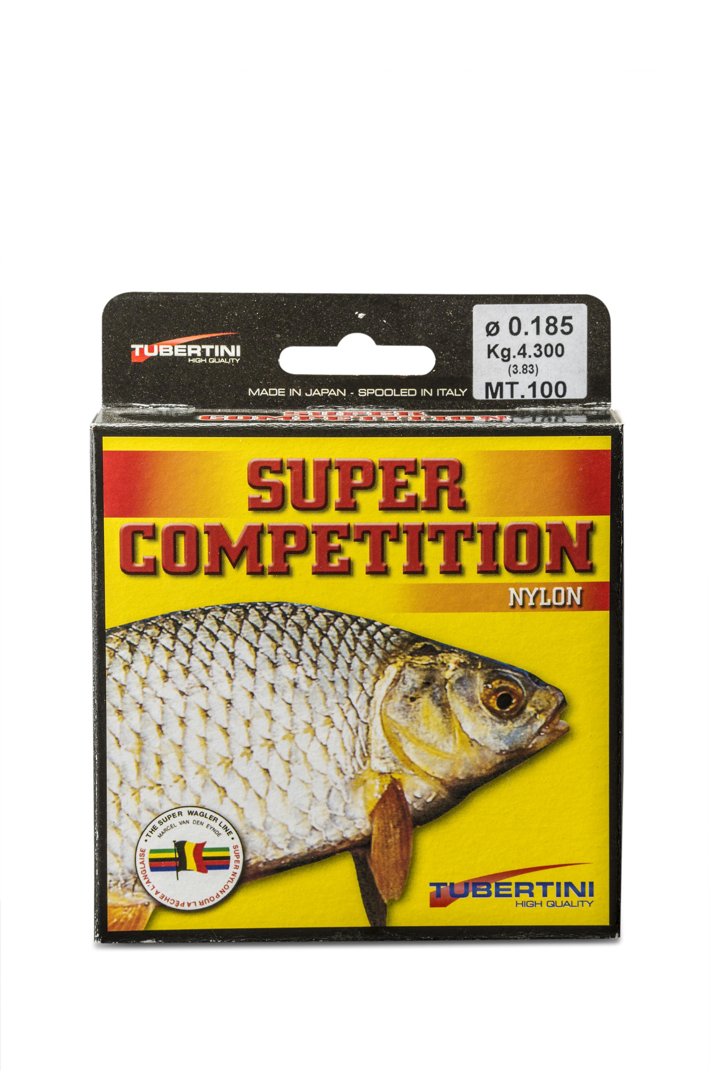 MVDE Tubertini Super Competition 100m 0,205mm 5,300kg
